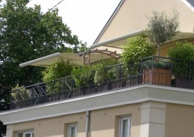 store de balcon soliso
