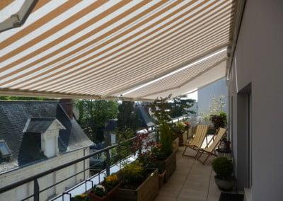 store balcon sans coffre soliso franciaflex