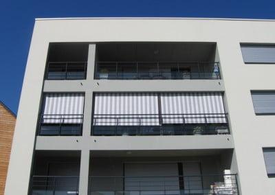 store bannette pour balcon soliso