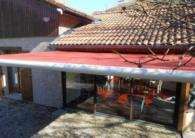 store exterieur soliso pour terrasse balcon