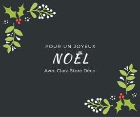 C'est bientôt Noël – Offrez un bon cadeau !