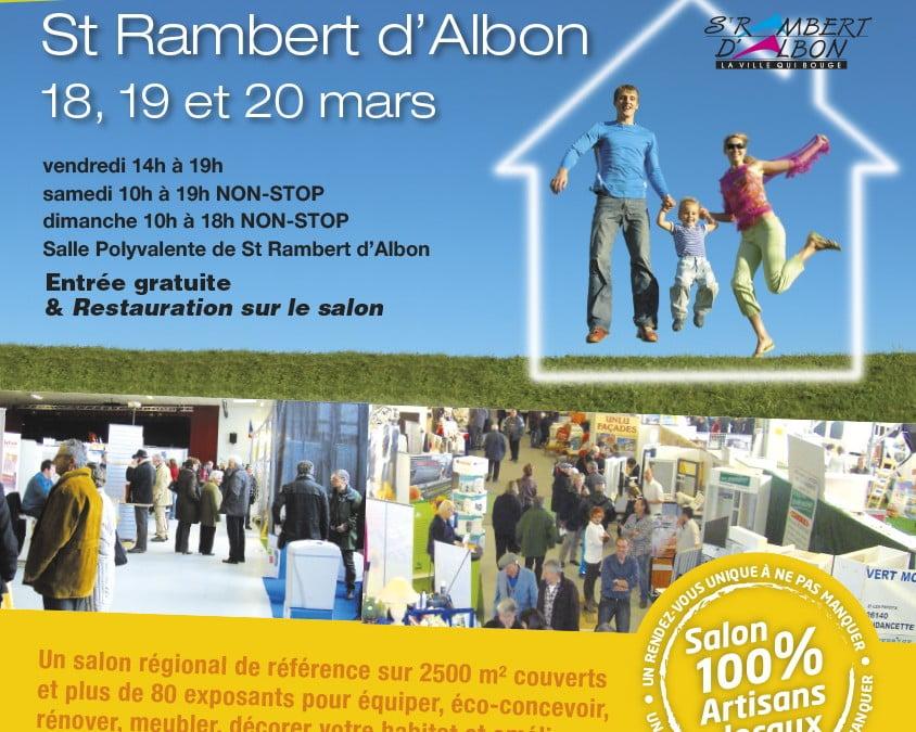 Salon de l'habitat St Rambert d'Albon 2016