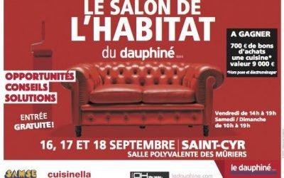 Salon de l'habitat du Dauphiné
