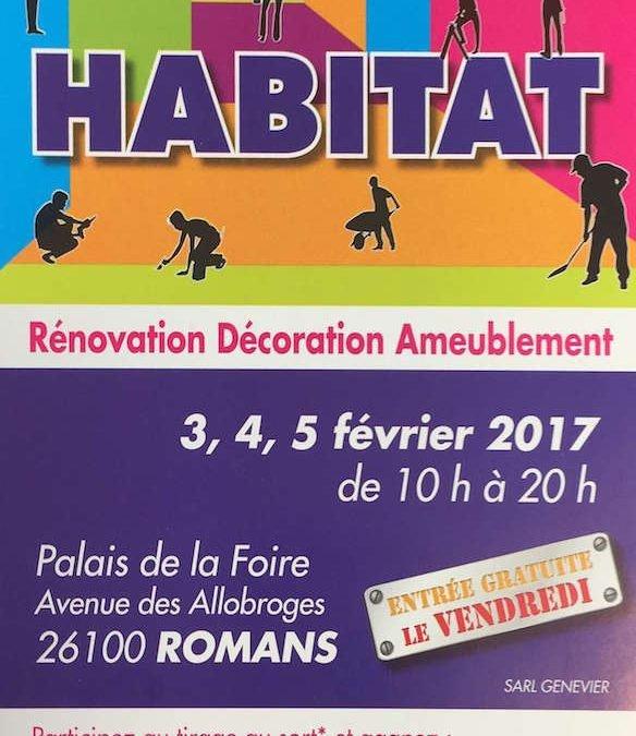 15ème Salon de l'Habitat à Romans