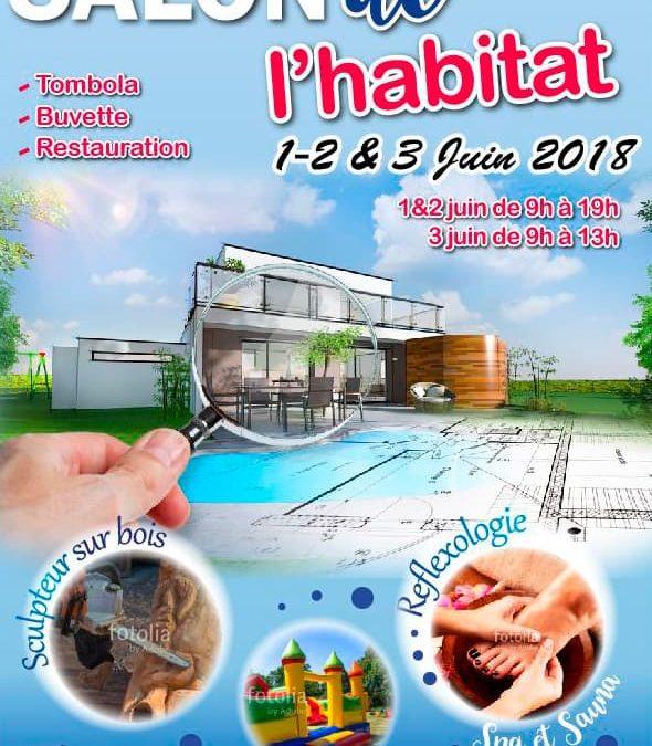 Salon de l'habitat 2019 Saint Jean en Royans